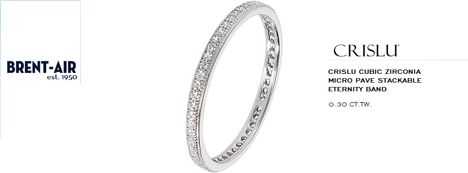 product lixin cz bands detail sterling full stone band eternity silver ring